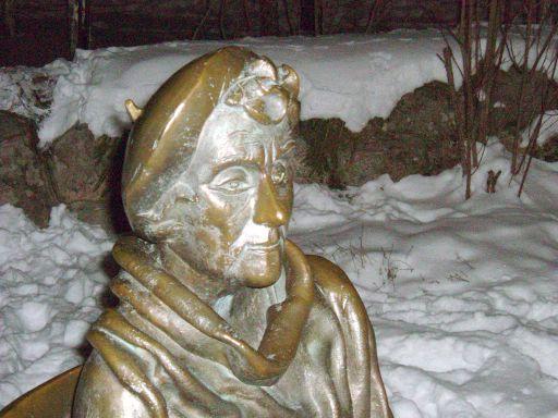 Astrid Lingren Denkmal an den Junibacken