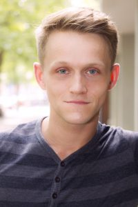 Portrait Maik Dehnelt