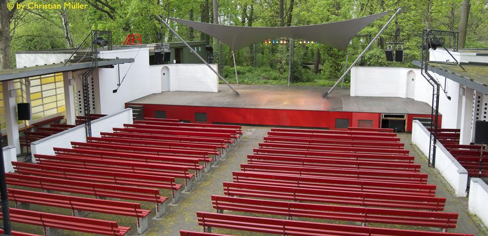 Sommertheater | Freilichtbühne an der Zitadelle Spandau