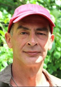 Portrait von Schauspieler Peter Hofmann