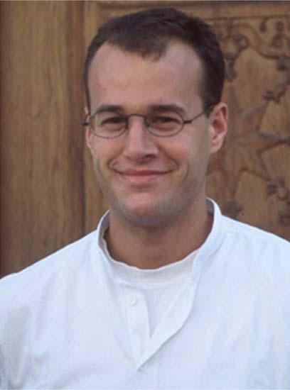 Portrait Florian M. Wenzel